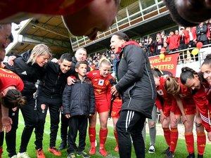 Football : les Ruthénoises sortent de la zone rouge