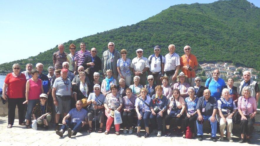 Le groupe des participants