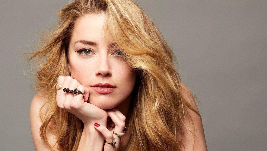 L'Oréal Paris a recruté Amber Heard comme nouvelle égérie