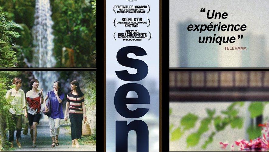 """Sorti en 2015 au Japon, """"Senses"""" de Ryusuke Hamaguchi, en lice pour la Palme d'or avec """"Asako I & II, arrive le 16 mai dans les salles françaises"""