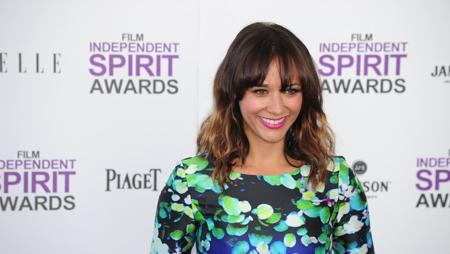 L'actrice Rashida Jones