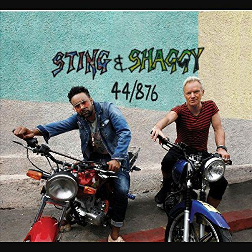 """COVER: """"44/876"""" by Sting & Shaggy"""