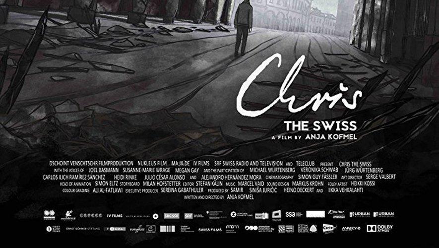 """""""Chris the swiss"""" de Anja Kofmel est présenté à Cannes dans la section La Semaine de la critique"""