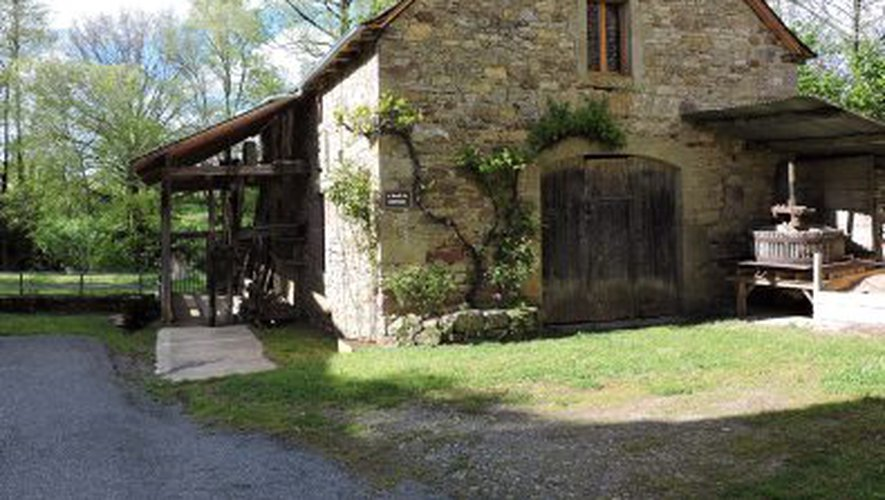 le moulin de Bouyssou