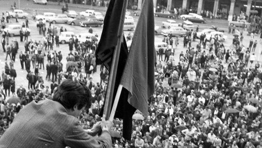 Les 50 ans de mai 68 : partagez vos photos des événements en Aveyron