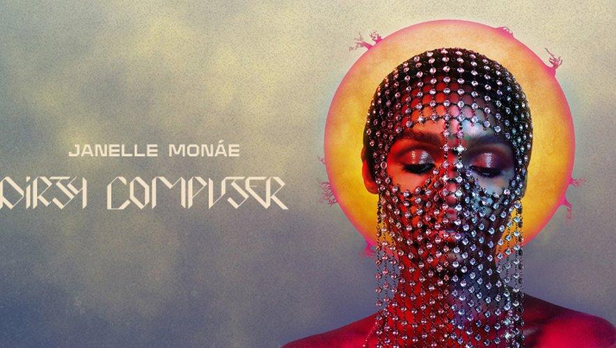"""""""Dirty Computer"""" de Janelle Monae est sorti le 27 avril dernier"""