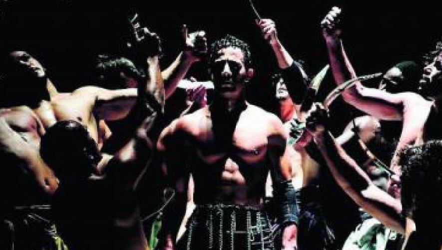 Rendez-vous jeudi 17 mai, sur la scène du théâtre, pour découvrir « Les Nuits barbares ». iPhoto fournie par le dossier de presse des organisateurs.sateurs.