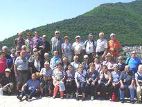 Calmont-Centrès Escapade croate pour les aînés des Bons vivants et des Trois Vallées