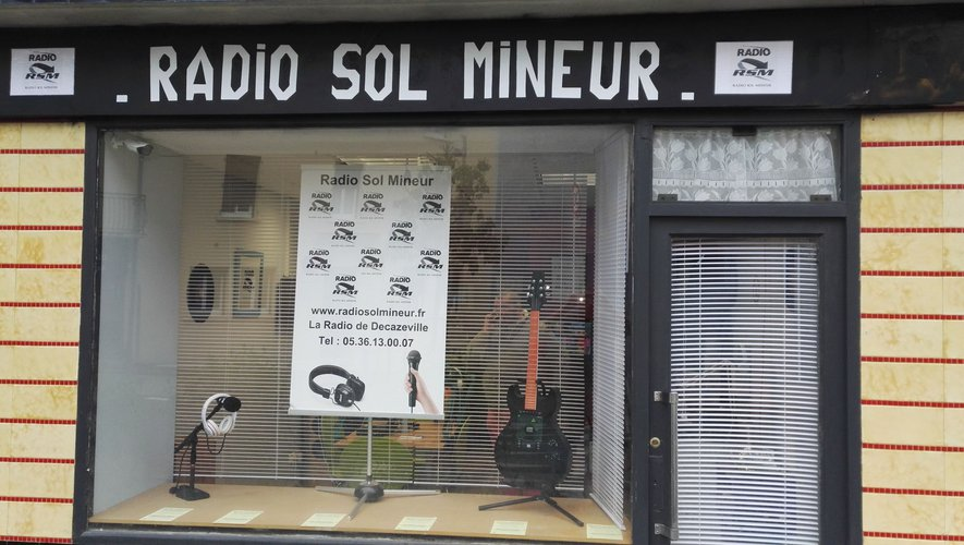 Radio Sol Mineur déménage au 22, rue Gambetta