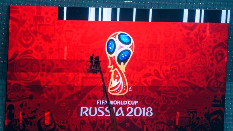 La Coupe du monde de football se tiendra en Russie du 14 juin au 15 juillet