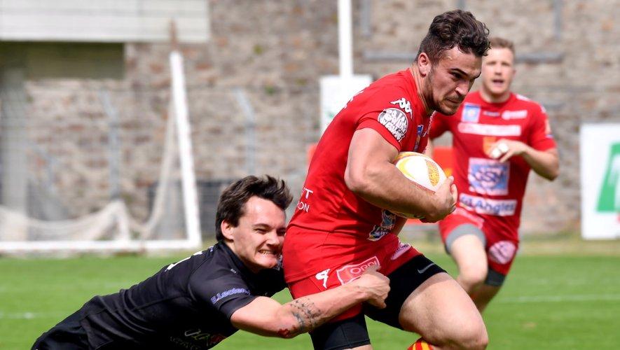 Rugby : un joueur ruthénois sélectionné avec l'équipe d'Espagne