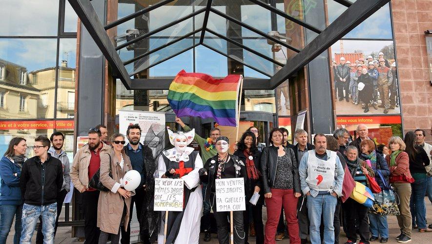 Homophobie La fierté est en marche pour la PMA