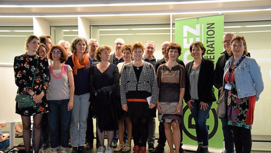 Les familles lauréates du défi « Familles Eco-Watt » Ph.H.