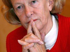 Mort de l'ex-présidente du Parlement européen Nicole Fontaine