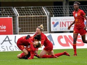 Victoire pour les filles du Raf à Marseille