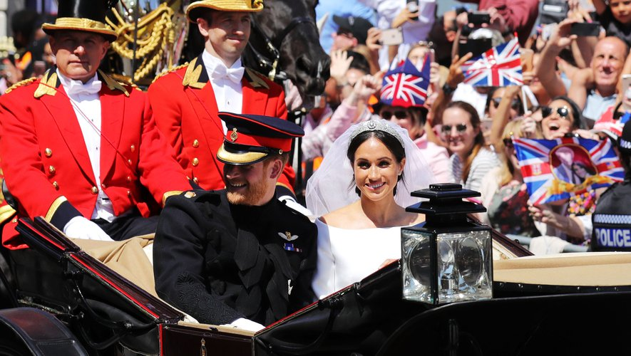 Harry et Meghan tirent les audiences de TF1 et France 2