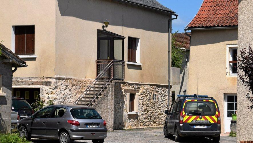 Les gendarmes aveyronnais poursuivent toujours leur travail à Montbazens.