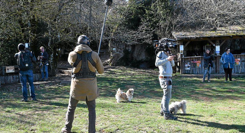 Le tournage de la séquence qui sera diffusée a eu lieu en mars.