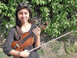 Musique : Margot Panek a plus d'une corde de violon à son art