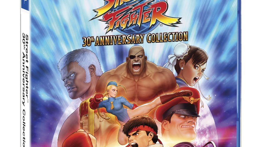 "30 ans de ""Street Fighter"" condensés en un seul jeu"