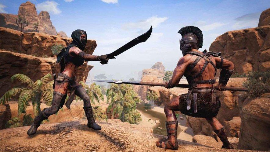 """""""Conan Exiles"""" rencontre un beau succès sur les plateformes de téléchargements, dont Steam"""