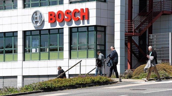 Bosch Le diesel sombre dans un avenir de plus en plus sombre