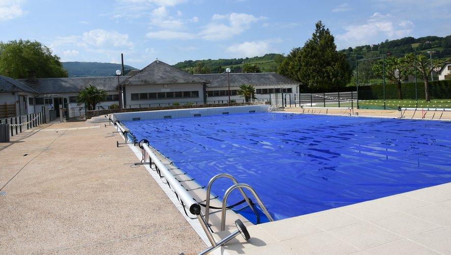 La piscine ouvrira à partir du 2 juin pour le public et du  4 juin pour les scolaires.