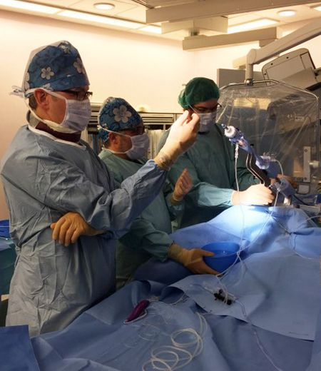 Chirurgie : réparer une valve sans ouvrir le cœur !