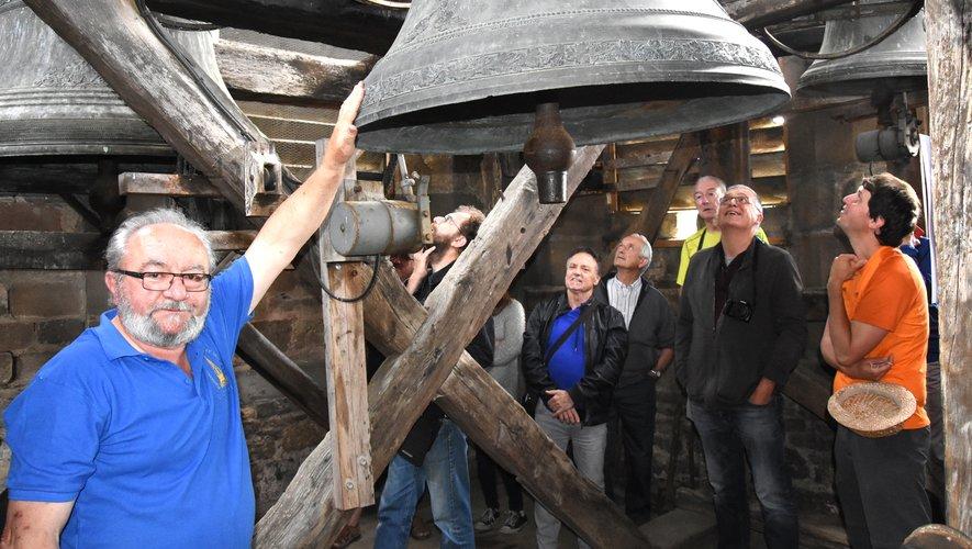 Patrimoine À la découverte  du clocher et de ses cloches