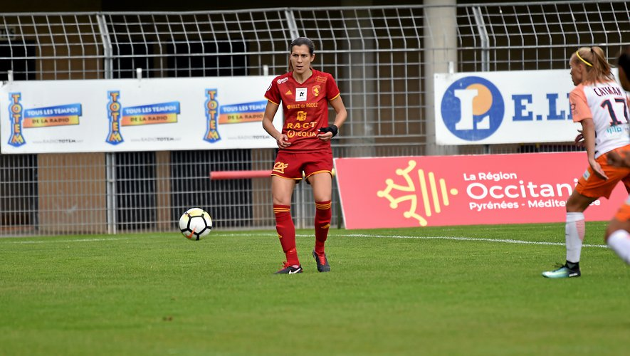 Rodez maintenu si... Raquel Infante : « Les Lyonnaises ont deux jambes comme nous »