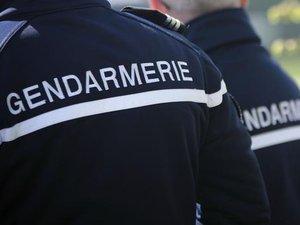 Les gendarmes ont intercepté le chauffard à Bozouls.