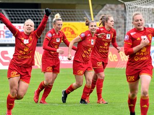 Football féminin : Rodez reste en Division 1 !