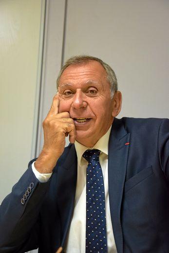 """Jean-Claude Luche « Amplifier plus encore l'attractivité de l'Aveyron » « Macron est en train de réussir » « être un """"patron"""" me manque »"""