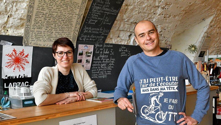 Tourisme Deux nouveaux gardiens des valeurs s'installent à la jasse du Larzac