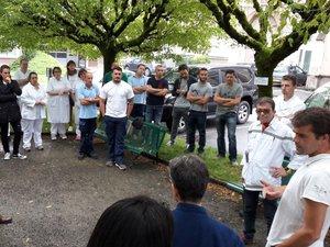 Hôpital  La grève est suspendue après la rencontre avec l'ARS