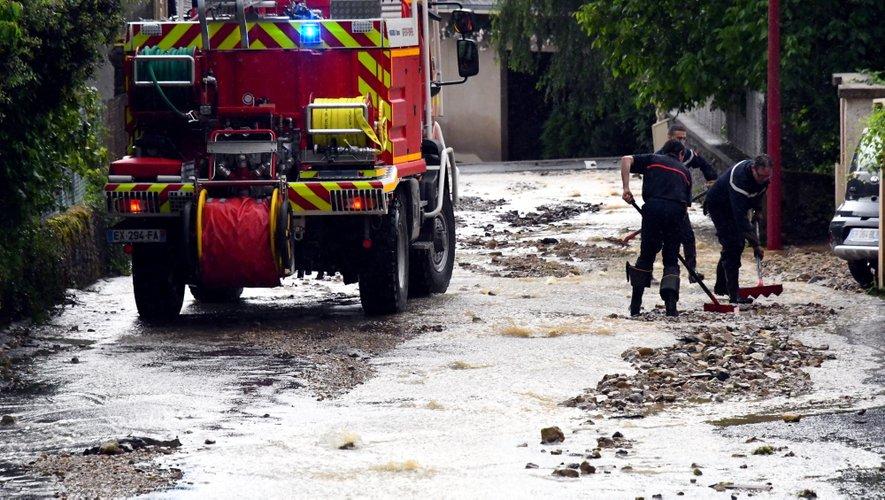 Orages : Espalion et Sébrazac demandent l'état de catastrophe naturelle