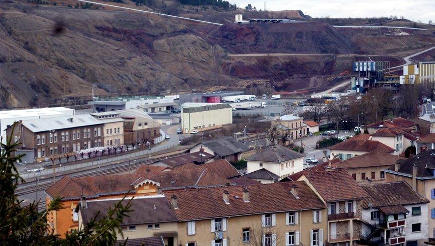 Une première campagne de prélèvement s'est déroulée à Viviez.