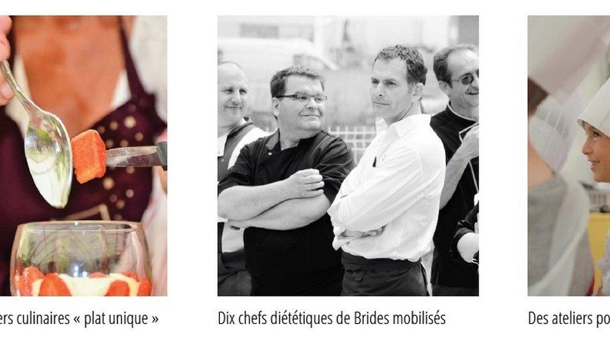 Un plat unique ? Apprenez à cuisiner santé à Brides les Bains