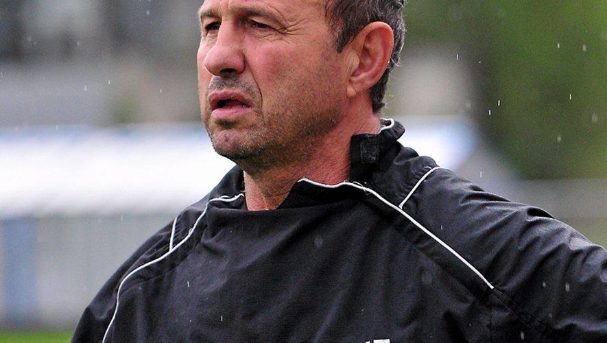 Henri Ferrero n'est plus l'entraîneur de Millau