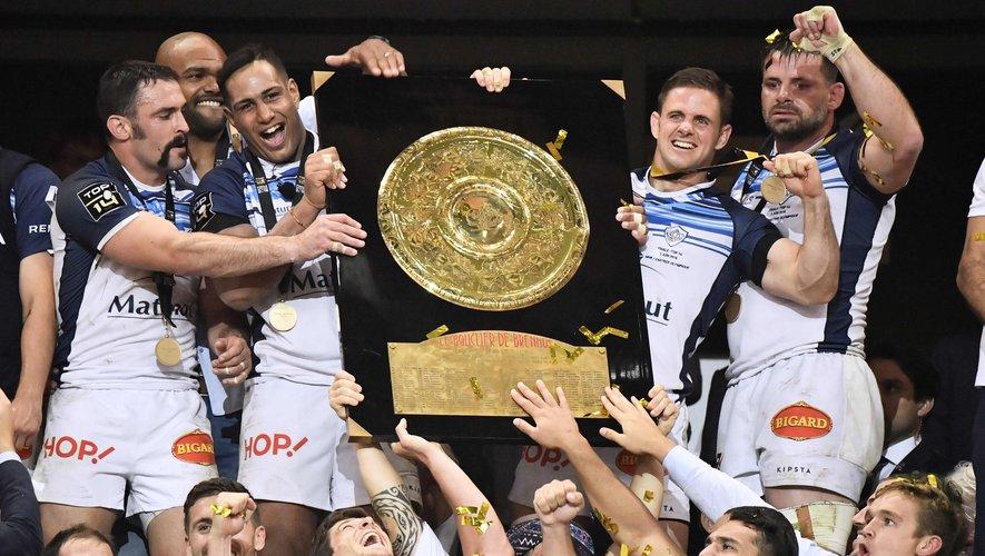 Rugby : champion de France, Castres écrit le tome 5 de son histoire