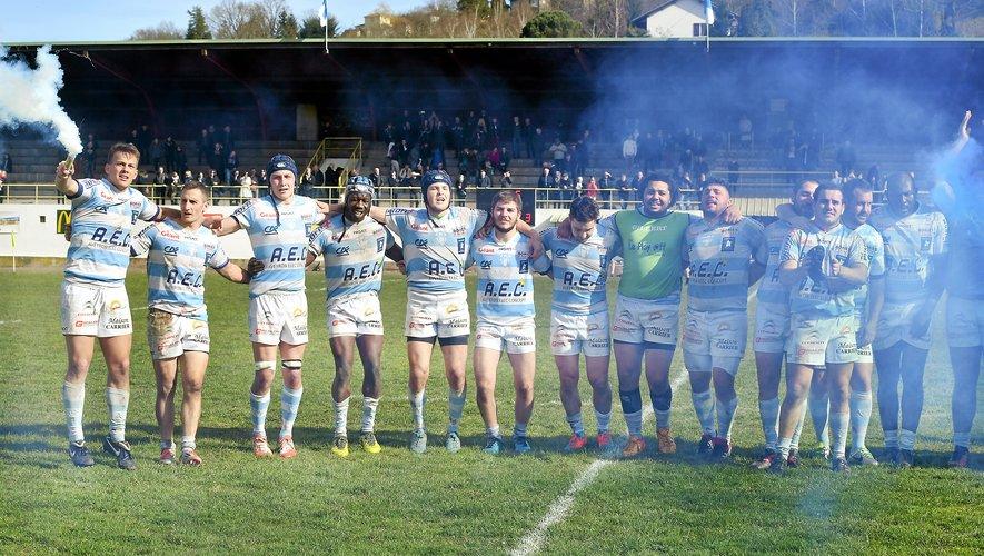 Rugby : Decazeville maintenu en Fédérale 2 !
