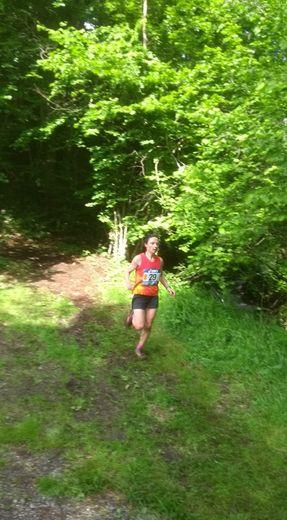 athlétisme Un titre de plus pour Sophie Mazenc