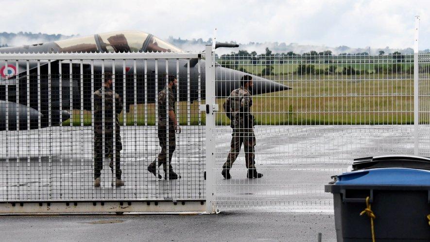 Atterrissage d'urgence d'un Rafale à Rodez : tout s'est joué en cinq minutes