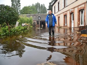 FRANCE-WEATHER-STORM-FLOOD