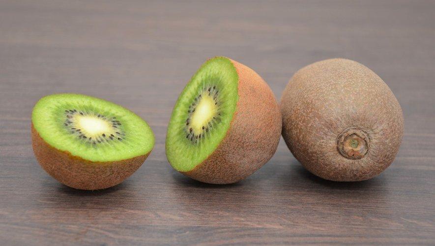 Menus-santé : le kiwi, petit mais vitaminé !