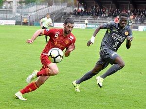A l'image de Da Silva, le Raf a longtemps cru à la montée en Ligue 2.
