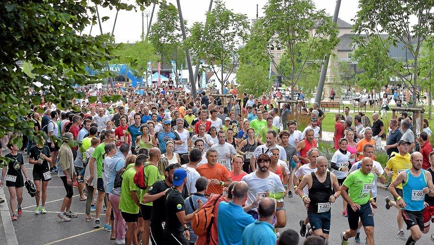 Près de 1200 coureurs sont attendus demain dans les rues de Rodez.