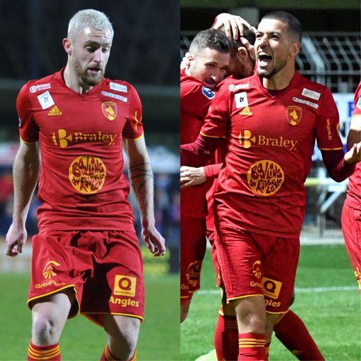 Rémy Boissier et Nassim Ouammou quittent le club aveyronnais.