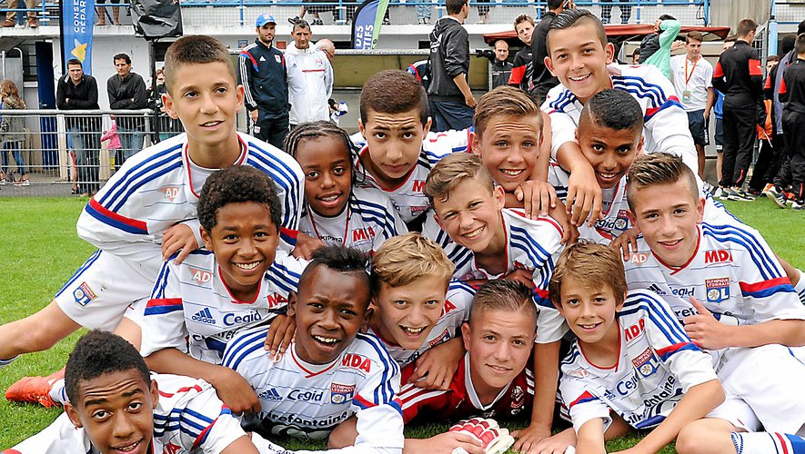 La crème des jeunes footballeurs sera à Onet pour le 9e tournoi international (archives CPA)