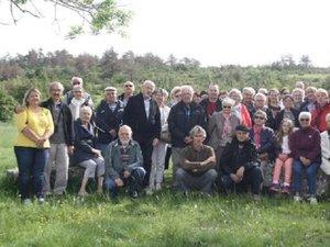 Les membres du Clocher Saint-Martin ont exploré les grottes
